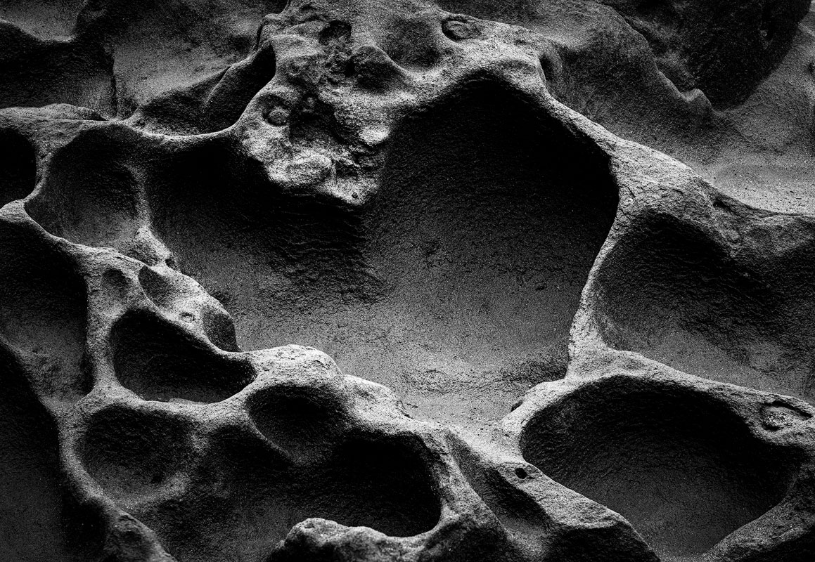 I have a eye for heart shapes in nature. This particular heart was found in sandstone along the Oregon coast.